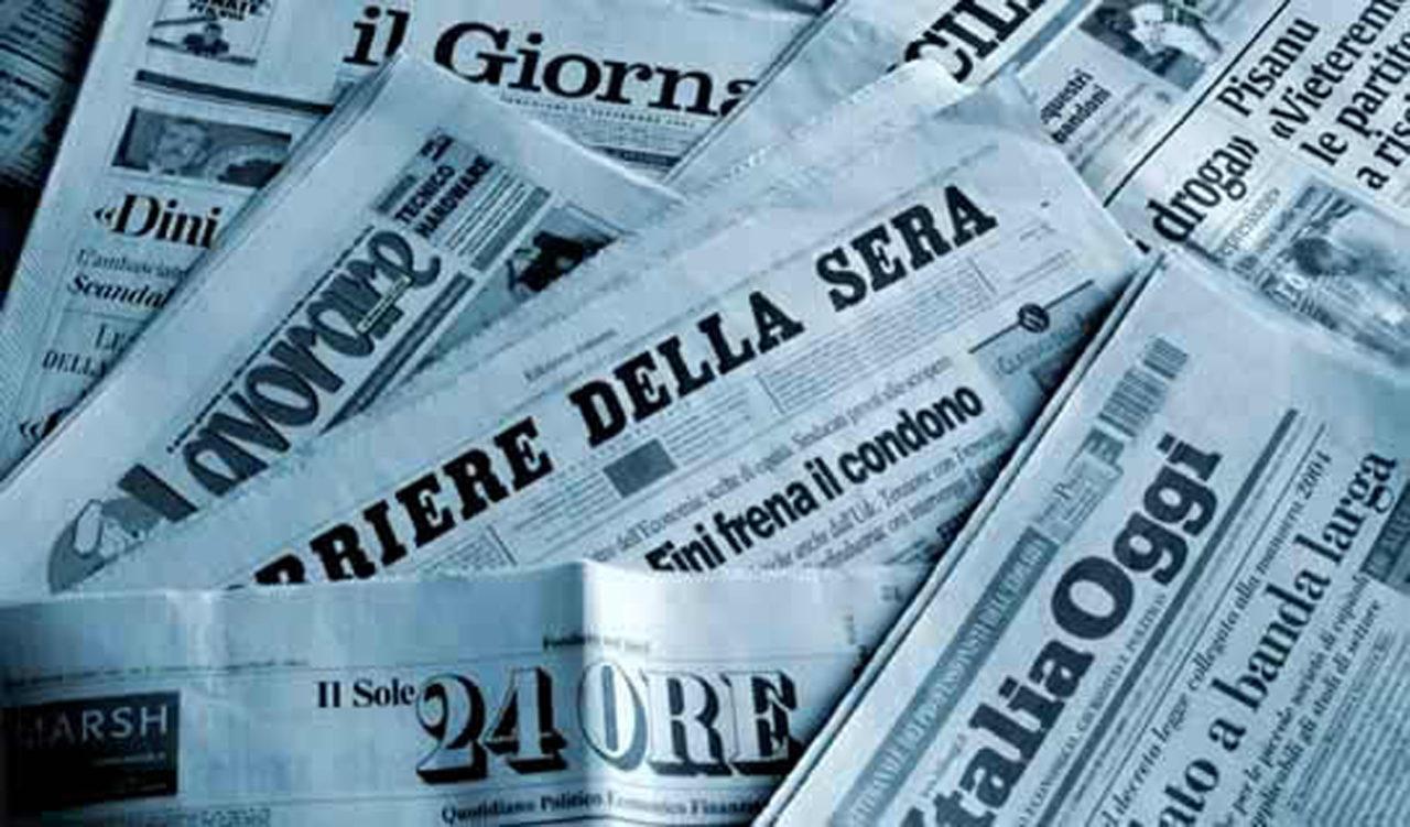 Rassegna Stampa – 15 novembre 2019