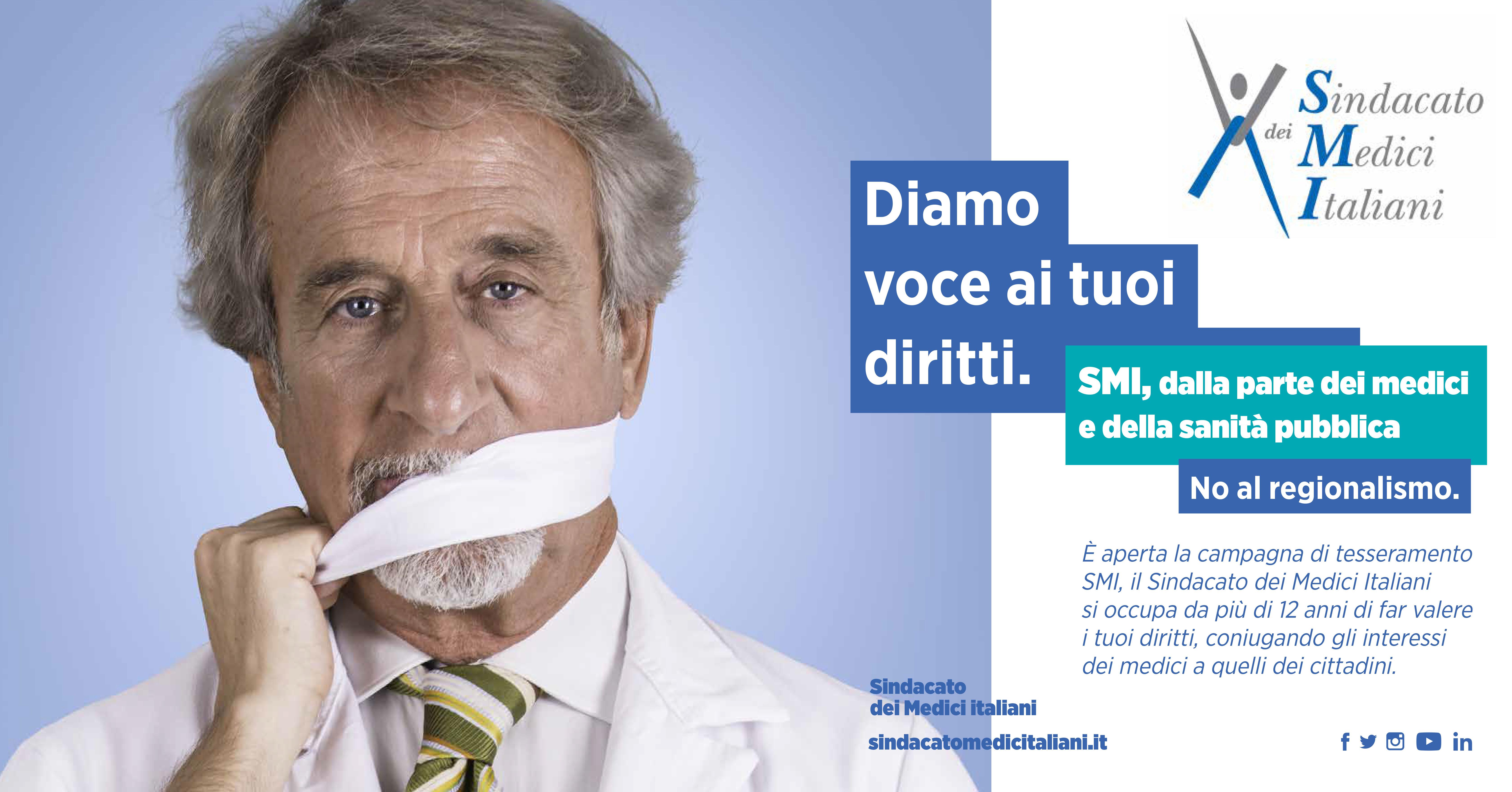 Video – SMI: campagna tesseramenti 2019