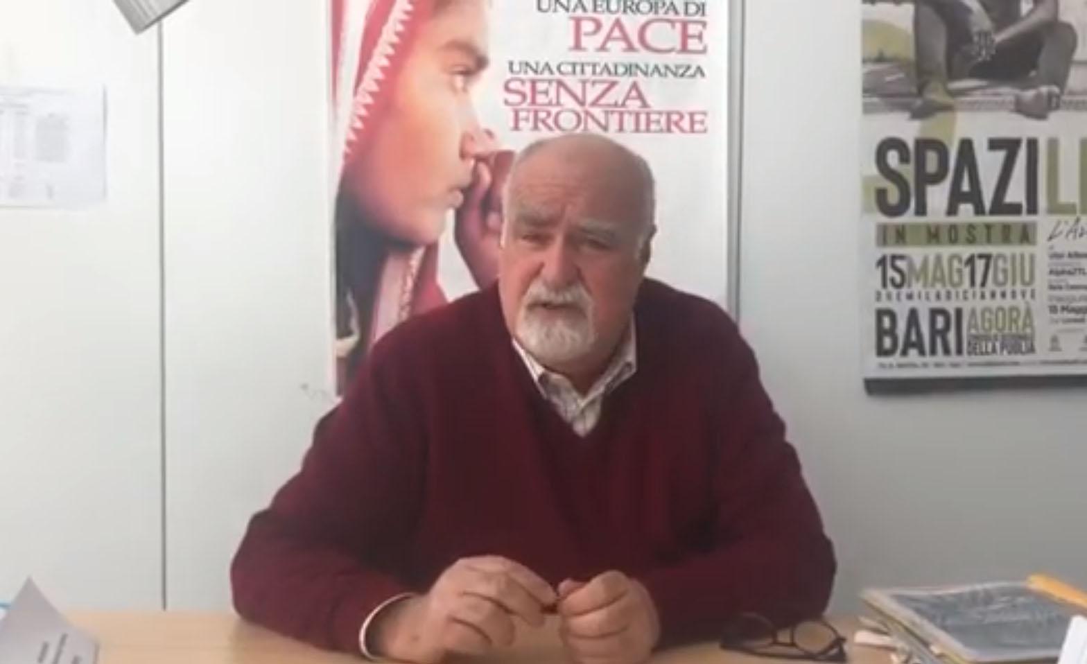 Video – Il Presidente Abbaticchio parla di Coronavirus e del Paese